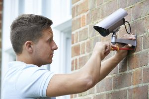 install a security system