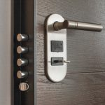 keyless deadbolt lock types