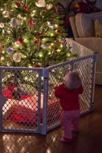 best baby gate for awkward stairs