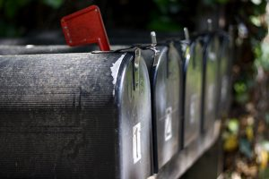 durable locking mailbox