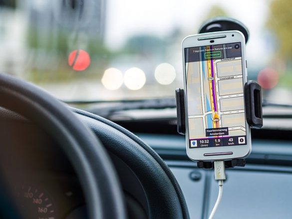 small gps tracker for car