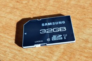 best micro sd card for dash cam