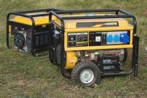 how does a generator work