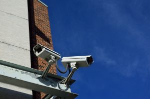 can security cameras record audio